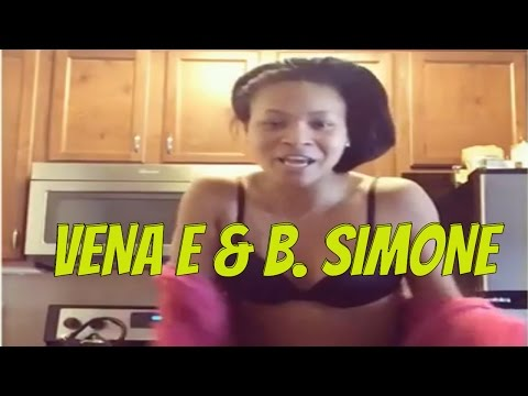 How To Milly Rock ( Dance ) with Vena E. & B.Simone & Onion Ring Pussy