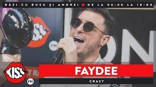Faydee - Crazy (Live @ Kiss FM)