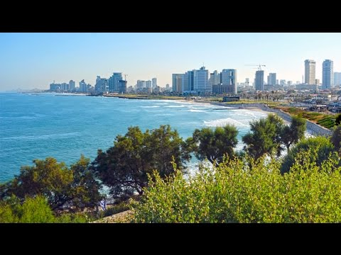 Tel Aviv, Israel: Beautiful Beaches and Tasty Cuisine