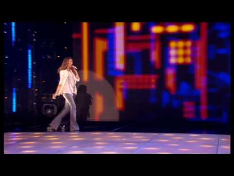 Celine Dion - I Drove All Night (Live An Audience With...) HQ