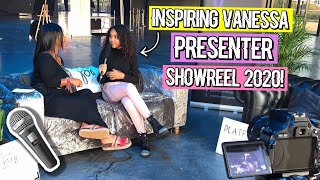 Presenter Showreel | Inspiring Vanessa