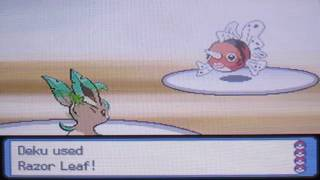 Pokemon Platinum Walkthrough Part 28: CRASH, CRASH, CRASHER WAKE