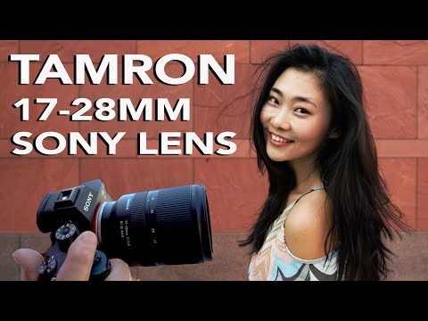 Tamron 17-28mm Lens. Best Wide-Angle Lens for Sony on the Market!