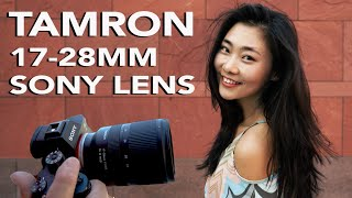 Tamron 17-28mm Lens. Best Wide…