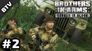 LEADING THE WAY   Brothers in Arms: Earned in Blood Campaign Walkthrough #2