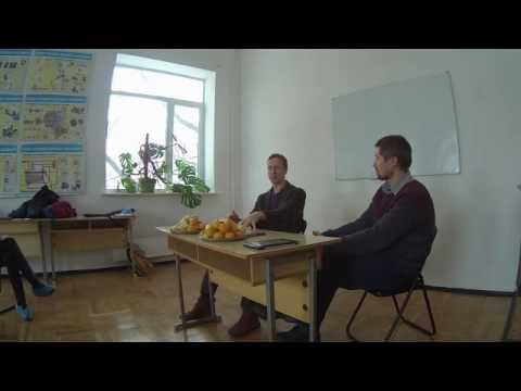 Artist Talk with Peter Kyle (artistic director of Peter Kyle dance (New York, USA))