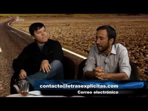 Letras Explícitas en Ruta de escape. Rompeviento TV. 7/5/13