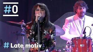 Late Motiv: Eva Amaral y la Banda de Late Motiv - 'Space Oddity' Homenaje a Bowie #LateMotiv170   #0