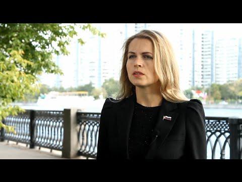 Смотреть Наталья Михальченко о работе муниципального депутата онлайн
