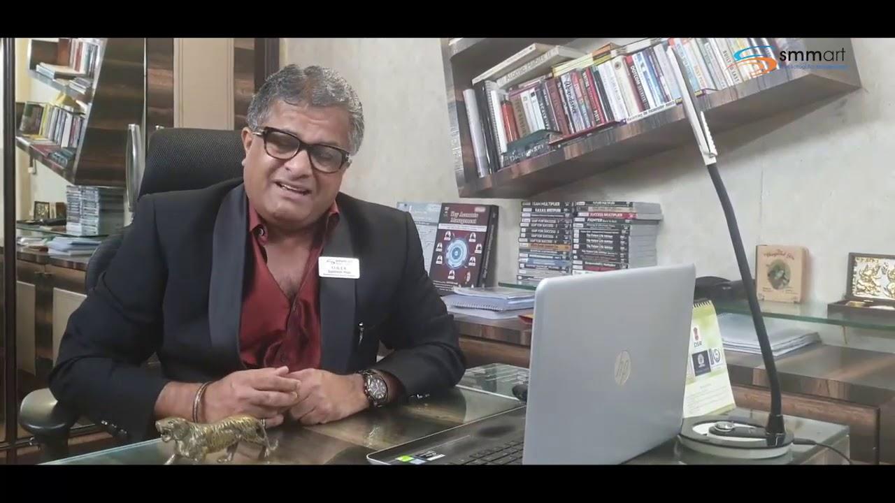 How Junk can Kill an Entrepreneur | T.I.G.E.R. Santosh Nair | In Hindi