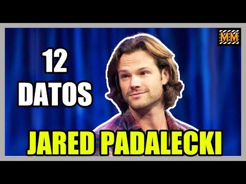 "12 Curiosidades Sobre ""JARED PADALECKI"" - (Supernatural) - |Master Movies|"