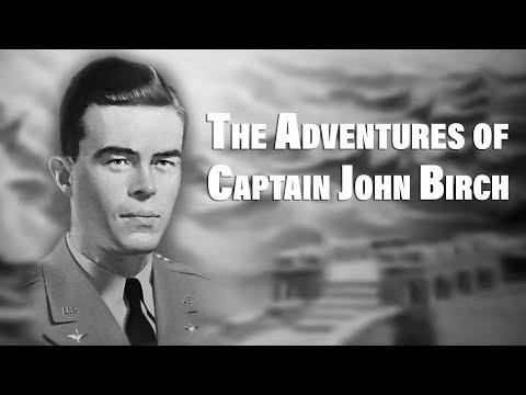 The Adventures of Captain John Birch
