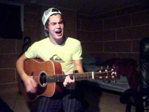 If the rain must fall - James Morrison (Acoustic Cover)