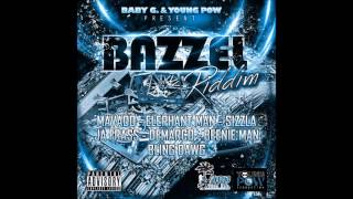Bazzel Riddim (Mix-Apr 2016) Baby G & Young Pow