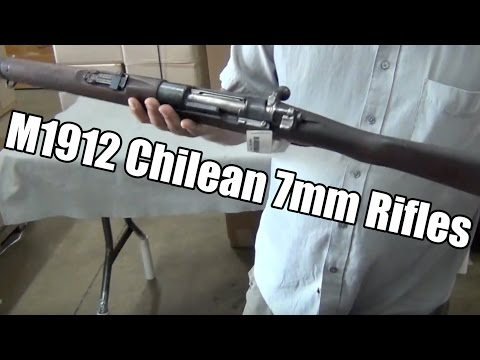 1912 Chilean Mauser For Sale At Classic Firearms