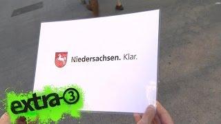 Realer Irrsinn: Neuer Slogan für Niedersachsen