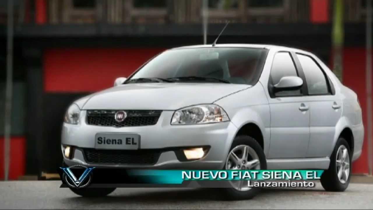 Nuevo Fiat Siena El - Visionmotor