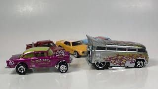 Hot Wheels 50th Anniversary Favorites Mix 2
