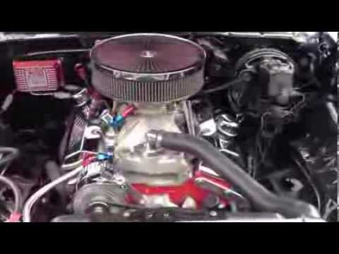 world engines 415 cubic inch motown small block chev in 69 camaro with r700 trans   Large