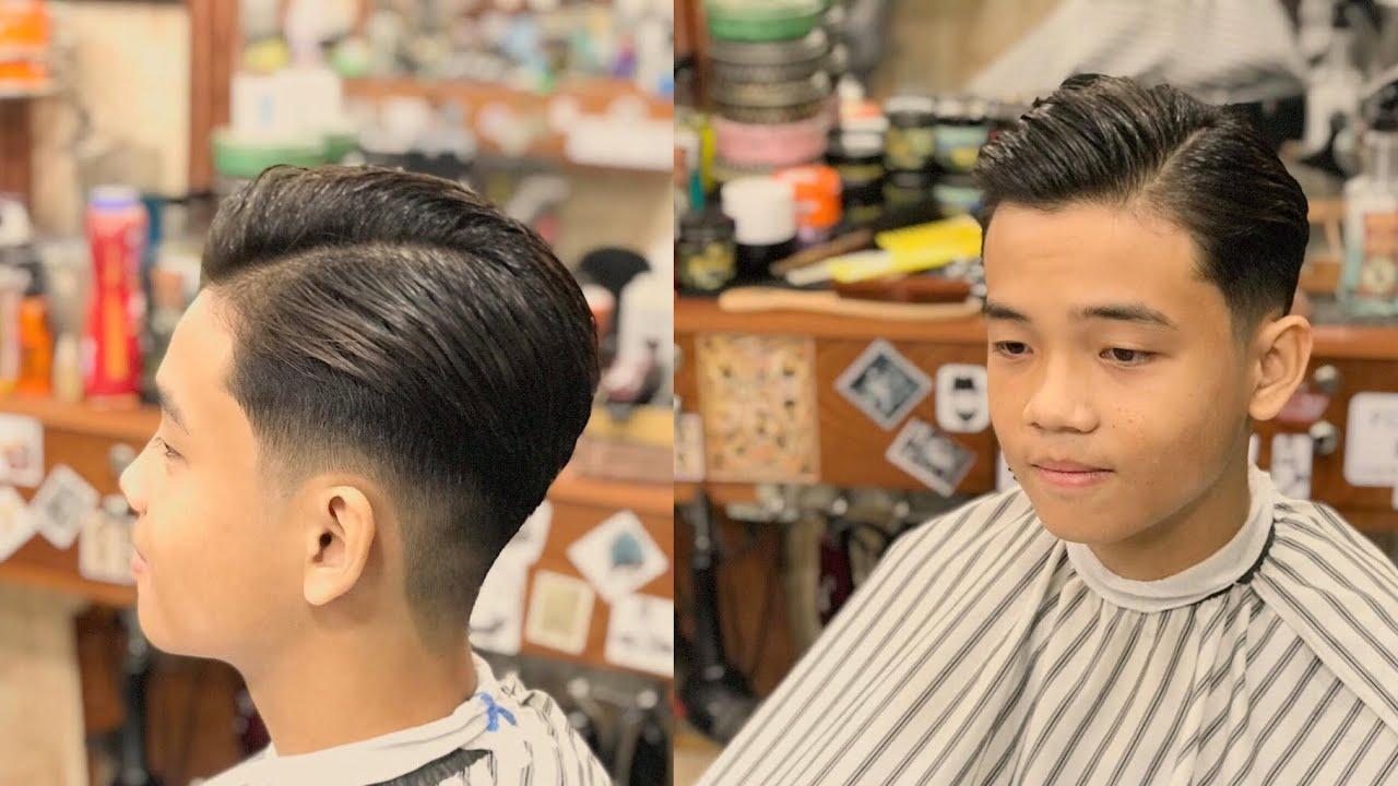 Side Part 7/3 Hot Trend 2019 Phù Hợp Mọi Lứa Tuổi | Step by Step Haircut Guide || Long BarberShop | Tổng hợp các nội dung về tóc bổ luống nữ mới cập nhật