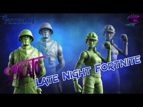Nocni CUSTOMI... braleeee!!! - #Fortnite #Balkan #Live - Cilj 11K subova !