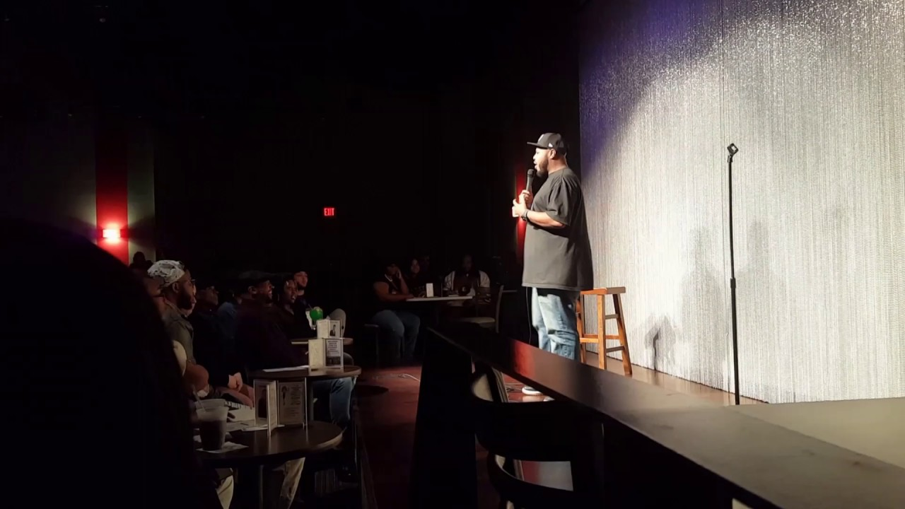 Debo Live At Laugh Out Loud Comedy Club San Antonio Texas