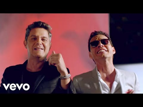 Alejandro Sanz ft. Marc Anthony - Deja Que Te Bese
