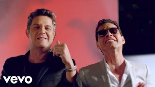 Alejandro Sanz - Deja Que Te Bese ft. Marc Anthony (Video Oficial)