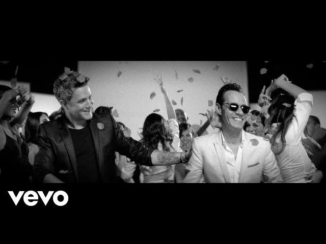 ¿Llegan Alejandro Sanz y Marc Anthony a tiempo para que su unión sea la canción del verano?