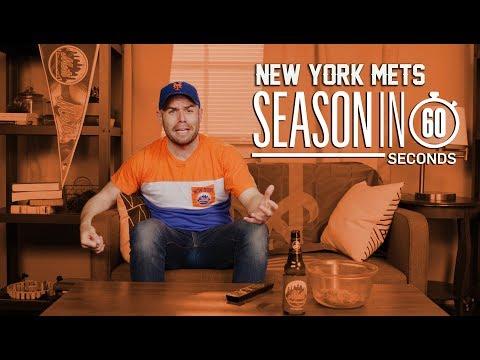 New York Mets Fans | Season in 60 Seconds