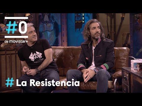LA RESISTENCIA - Entrevista a Jon Sistiaga y Joe Pérez   #LaResistencia 18.12.2018