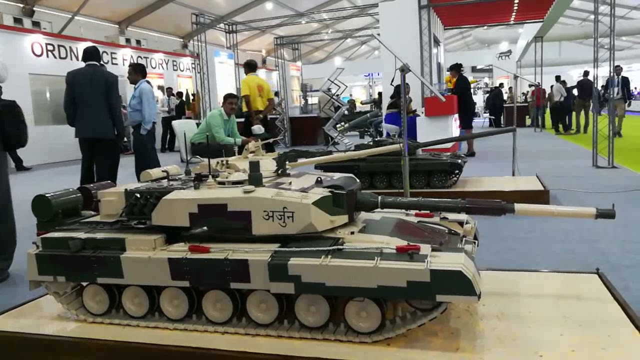 Defexpo 2018 | Page 6 | Indian Defence Forum