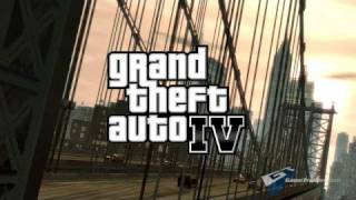 Grand Theft Auto iv PC Trailer HD
