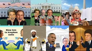 (HD.SWF Comp) Stupid Early '00s Political Animations