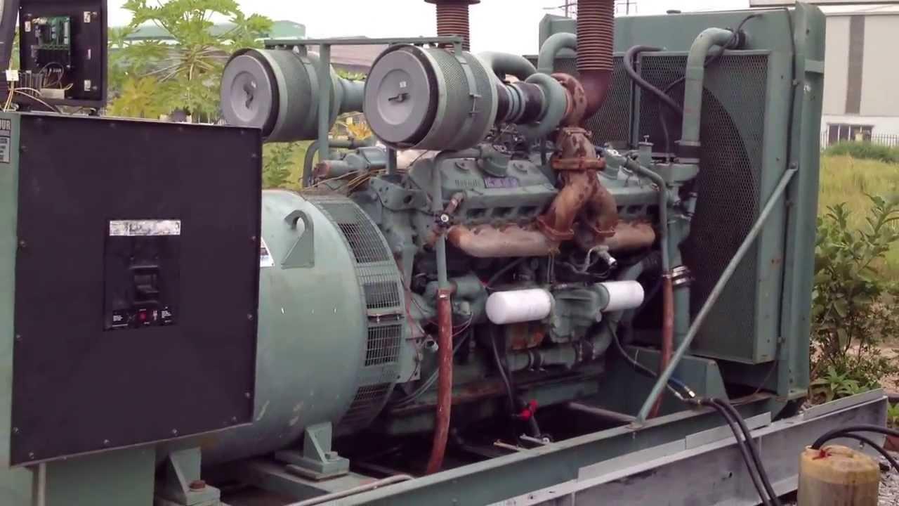 擎億發電機-Kohler 16V92 genset for sale - 美國 Detroit Diesel 發電 ...