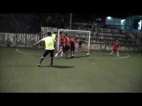 Torneo Bomber VI Girone B Real Superstar - Malibù 1 tempo