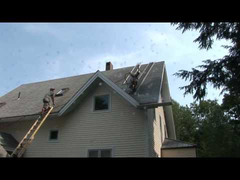 Roof Cleaning - South Portland Maine