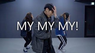 Baixar Troye Sivan - My My My! | RAGI choreography | Prepix Dance Studio