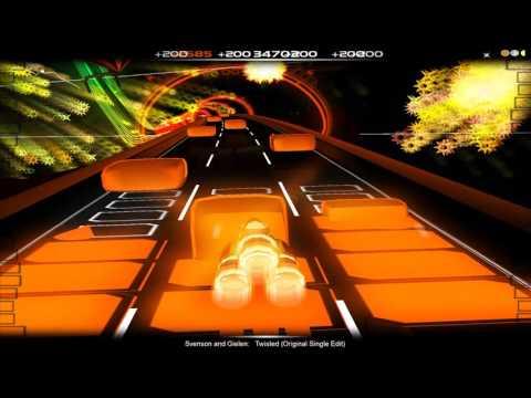 [Audiosurf] Svenson & Gielen - Twisted (Original Single Edit)