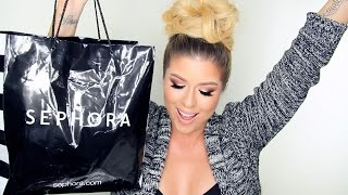 EPIC FALL SEPHORA HAUL Thumbnail