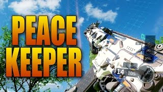 NEW PEACEKEEPER MK2 in Black Ops 3 - How to Play with it Now!
