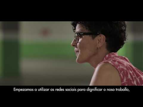 Elena Ferro, artesá zoqueira de Vila de Cruces