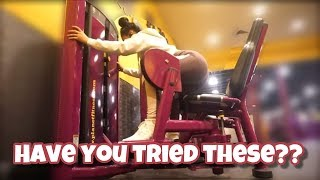 5 DIFFERENT WAYS TO USE HIP ABDUCTOR GYM MACHINE | Planet Fitness