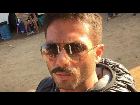 Shahid Kapoor's RANGOON Look Finalised | Bollywood News