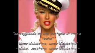 Traduzione in Italiano - Candyman, Christina Aguilera
