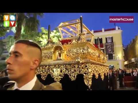 Salida del Santo Entierro Semana Santa Algeciras 2019 Viernes Santo