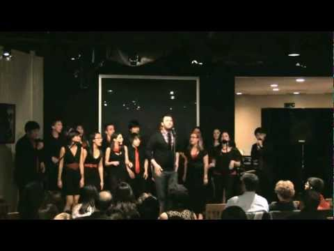 Shark in the Water - Deep Treble - Spring 2012