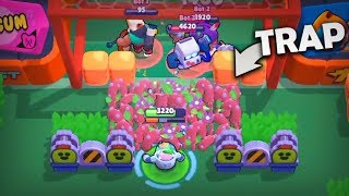 *WTF* SPROUT ENEMY TRAP! New Brawler! :: Funny Moments, Fails & Wins