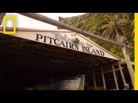 Stunning Pitcairn Islands Revealed | Edge of the World