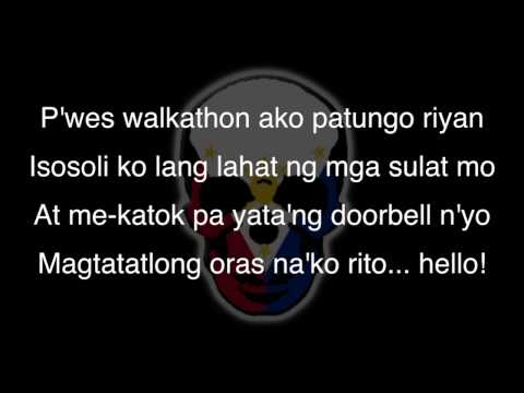 Rivermaya - Kung Ayaw mo, Huwag Mo (Lyrics)